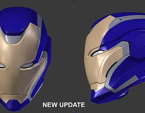 cosplayprops Iron rescue pepper potts 3d helmet