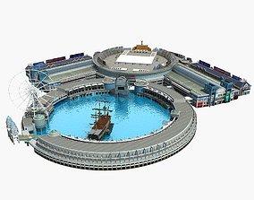 Amusement Park 29 - Water Parkby 3D