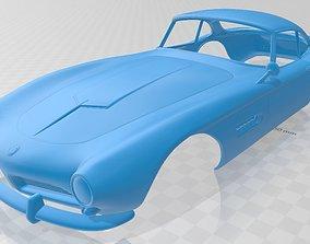 507 Coupe 1959 Printable Body Car