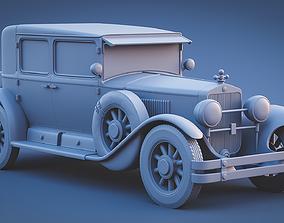 Cadillac 3D print model