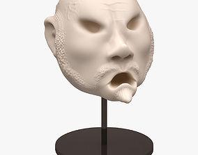 Character Head Sculpt 3D model