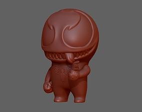 Baby Venom 3D print model carnage