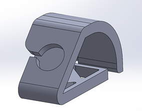 Charge station for smartwatch 3D print model