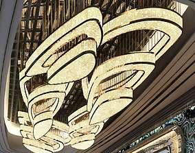 hotel lamp 41 3D