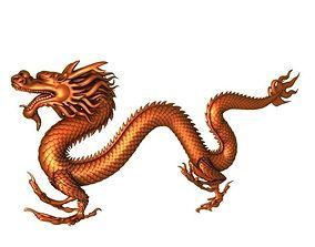 sculptures Dragon 3D printable model