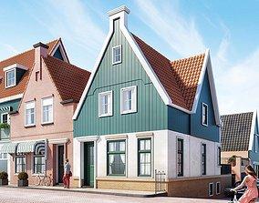 TOWNHOUSE 3D