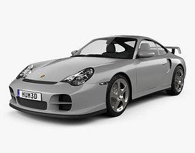 Porsche 911 GT2 Coupe 996 2001 3D