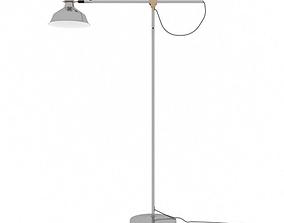 ranarp 3D Ikea Ranarp Floorlamp