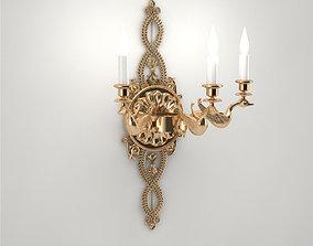 3D Pro - Tisserant Wall Lamp 21917
