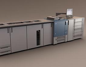 Konica Minolta Printing System 3D