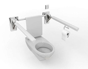 3D Toilet Seater