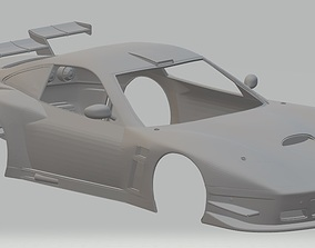 Ferrari 575M Maranello Printable Body Car
