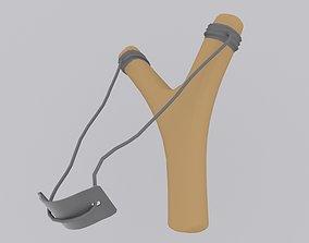 3D asset Slingshot