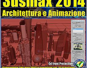 3ds max 2014 Architettura e Animazione v 22 Italiano cd 1