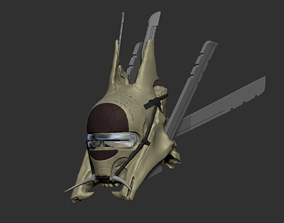 Enfys Nest helmet from Solo A Star 3D printable model 2