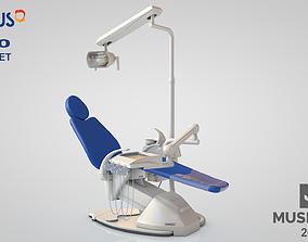Dental set Gnatus S200 3D