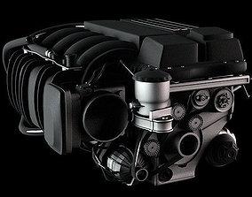 Car Engine 2 3D