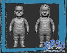 Curse Of Chucky 3d print