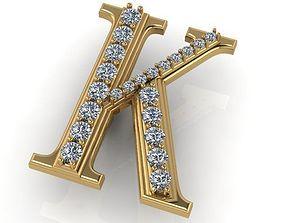 3D printable model Pendant pendant jewellery