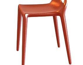 3D model Yuyu Stacking stool by magis