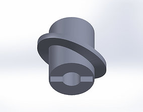 Black and Decker CHS6000 cam 3D printable model