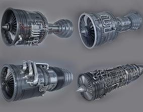 engine jet pack 3D