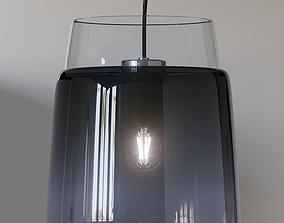 3D Prandina Vestale Pendant light