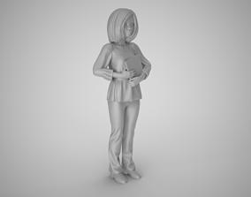 Teacher 3D print model