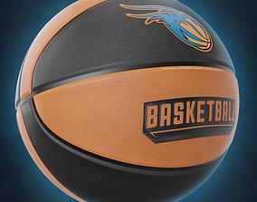 Basketball 3D model nba