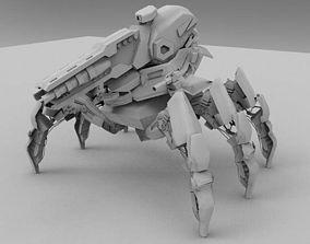 RoboSpider 3D asset