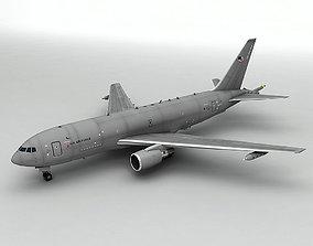 Boeing KC46A Pegasus Military Aircraft 3D asset