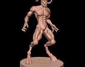 doom Demon 3D print model