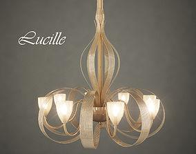 3D model Lucille 10-Light