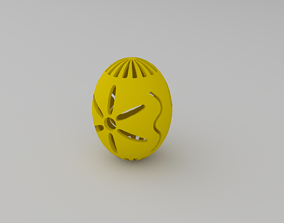 Easter Egg 3D print model