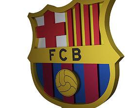 Logo FC Barselona for print