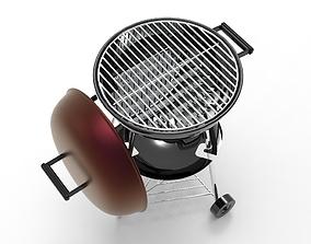 Barbeque 3 3D print model