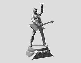 James Hetfield Metallica - 3d printing performance