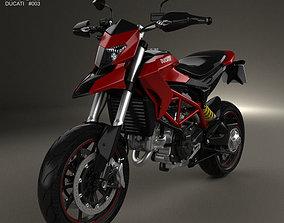 Ducati Hypermotard 2013 3D