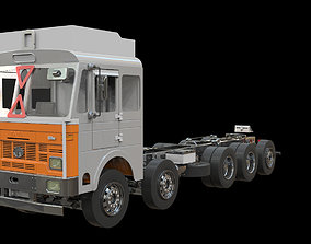 TATA 3718 - 3D Printable 14th Scale 10X2 CHASSIS ONLY
