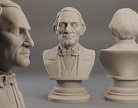3D printable model Jean Eugene Robert Houdin Bust