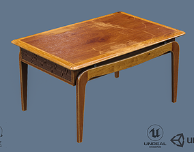 3D model Old Cofee Table
