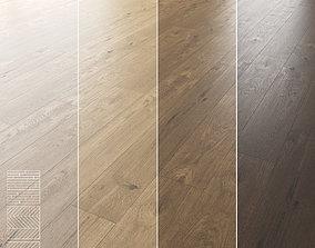 Wood Floor Set 11 3D model