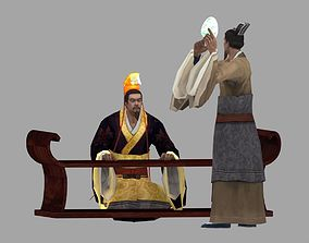 3D Ancient people china