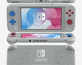 3D Nintendo Switch Lite Zacian and Zamazenta Edition