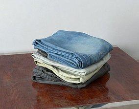 3D model clothes 09 am159