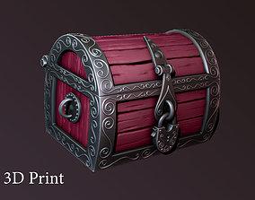 magic chest 3D print model
