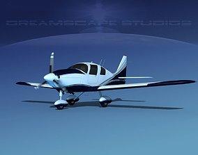 3D model Cessna 400 TTx V01