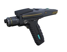 3D printable model Phaser pistol 2 from Star Trek