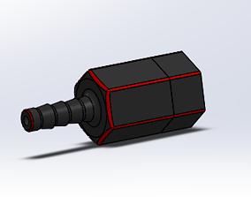 engineering 3d printing check valve