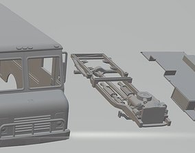 Grumman Olson 1986 Printable Truck